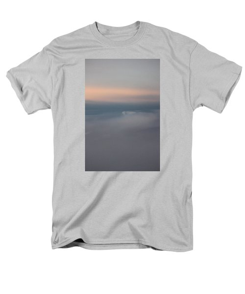 Cloud Abstract II Men's T-Shirt  (Regular Fit) by Suzanne Gaff