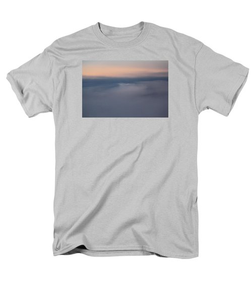 Cloud Abstract  Men's T-Shirt  (Regular Fit) by Suzanne Gaff