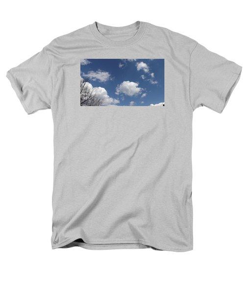Men's T-Shirt  (Regular Fit) featuring the photograph Cloudbank 3 by Don Koester