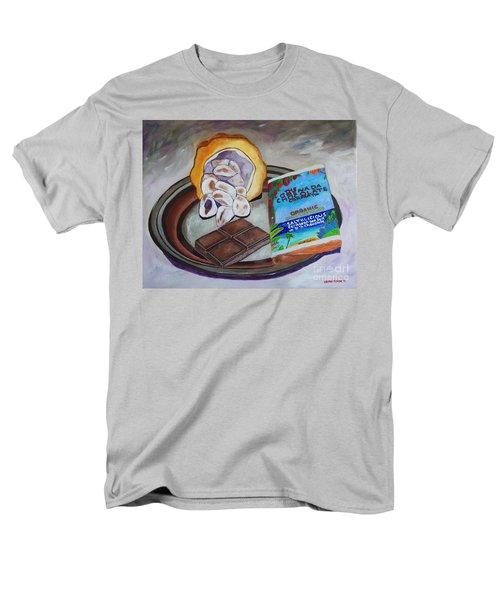 Cocoa Pod To Chocolate Bar Men's T-Shirt  (Regular Fit)