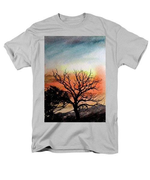 Cold Nightfall  Men's T-Shirt  (Regular Fit) by R Kyllo