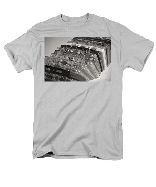 Collection Of Audio Cassettes With Domino Effect Men's T-Shirt  (Regular Fit) by Angelo DeVal
