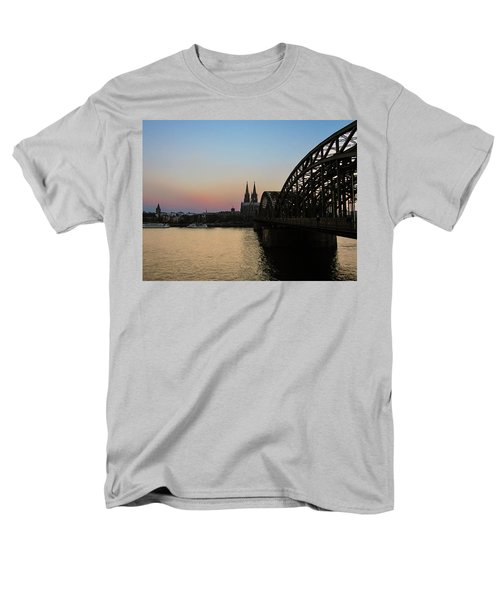 Cologne - Germany Men's T-Shirt  (Regular Fit) by Cesar Vieira