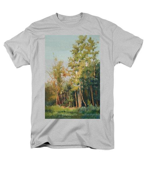 Color Of Light Men's T-Shirt  (Regular Fit) by Helal Uddin