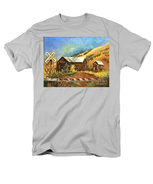 Colorado Shed Men's T-Shirt  (Regular Fit)