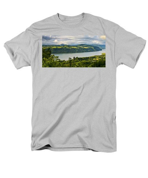 Columbia Gorge Scenic Area Men's T-Shirt  (Regular Fit) by Albert Seger