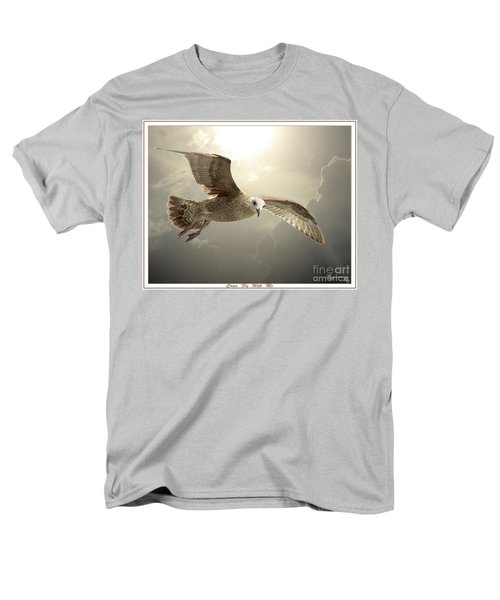 Come Fly With Me Men's T-Shirt  (Regular Fit) by Mariarosa Rockefeller