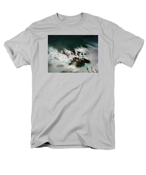 Men's T-Shirt  (Regular Fit) featuring the photograph Coming Out by Harsh Malik