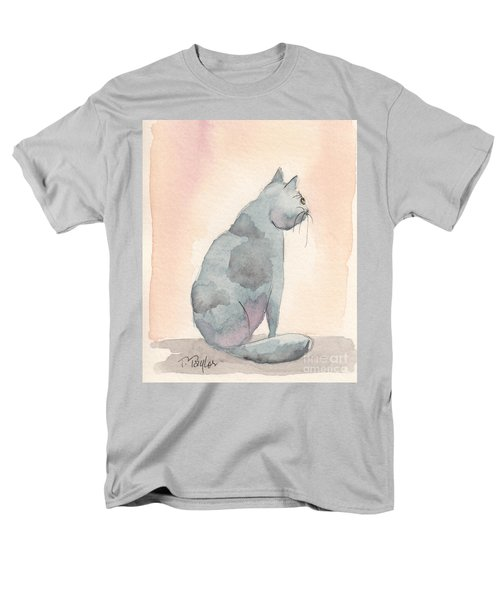 Contemplation Men's T-Shirt  (Regular Fit) by Terry Taylor