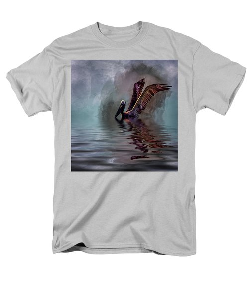 Cooling Off Men's T-Shirt  (Regular Fit) by Cyndy Doty