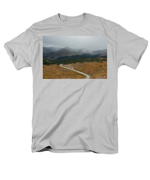 Men's T-Shirt  (Regular Fit) featuring the photograph Cottonwood Pass #1 by Dana Sohr