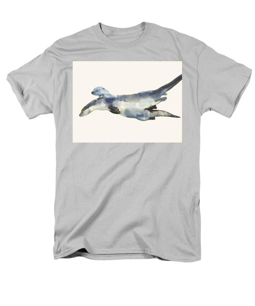 Courting Otters  Men's T-Shirt  (Regular Fit) by Mark Adlington