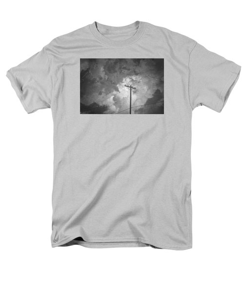 Cover Twice Men's T-Shirt  (Regular Fit) by Mark Ross