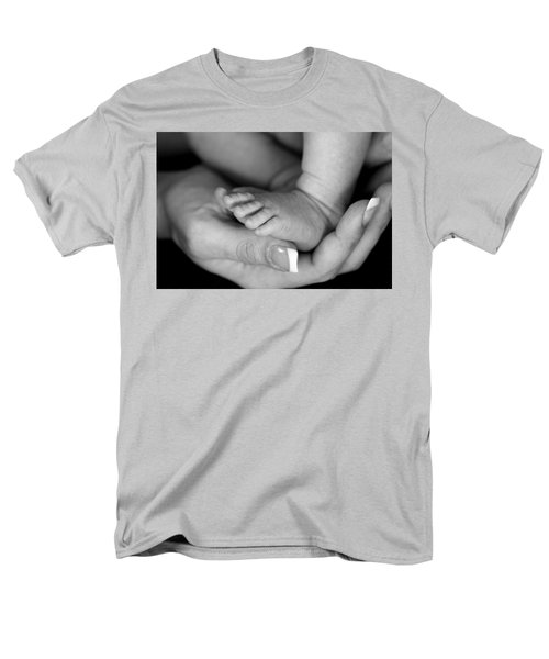 Cradled Men's T-Shirt  (Regular Fit) by Angela Rath
