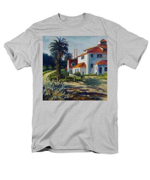 Crissy Field Men's T-Shirt  (Regular Fit) by Rick Nederlof