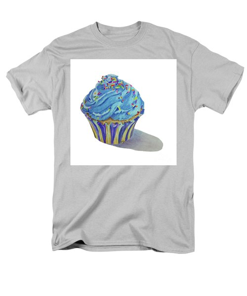Cupcake Men's T-Shirt  (Regular Fit) by Terri Mills