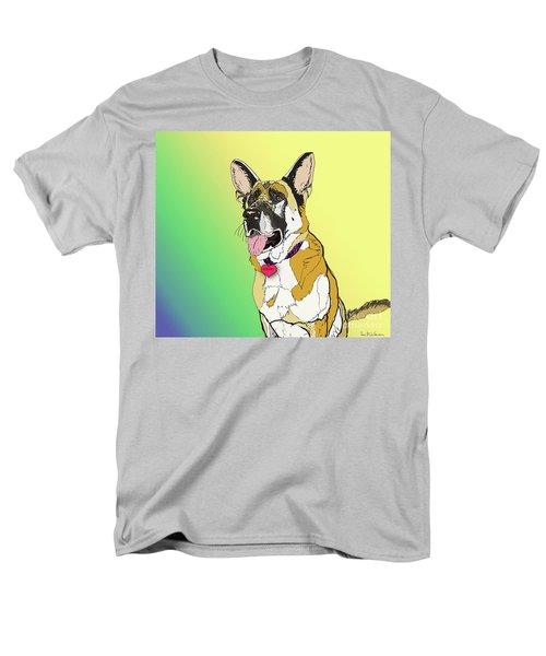 Czaki In Digi Men's T-Shirt  (Regular Fit) by Ania M Milo