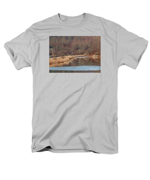 Men's T-Shirt  (Regular Fit) featuring the photograph Days Gone Bye by Christian Mattison