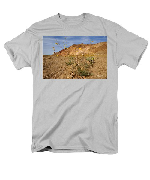 Death Valley Superbloom 202 Men's T-Shirt  (Regular Fit) by Daniel Woodrum