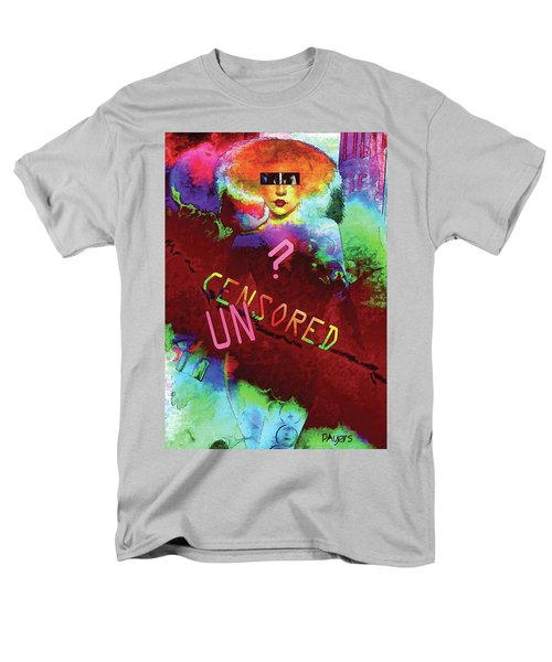 Decisions No. 2 Men's T-Shirt  (Regular Fit) by Paula Ayers
