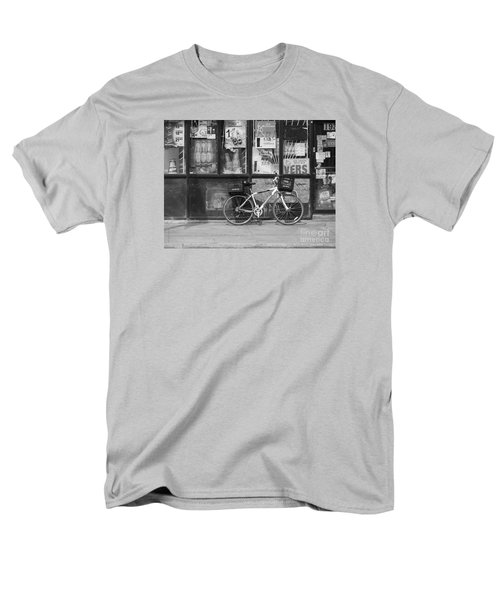 Depanneur Bike Men's T-Shirt  (Regular Fit) by Reb Frost