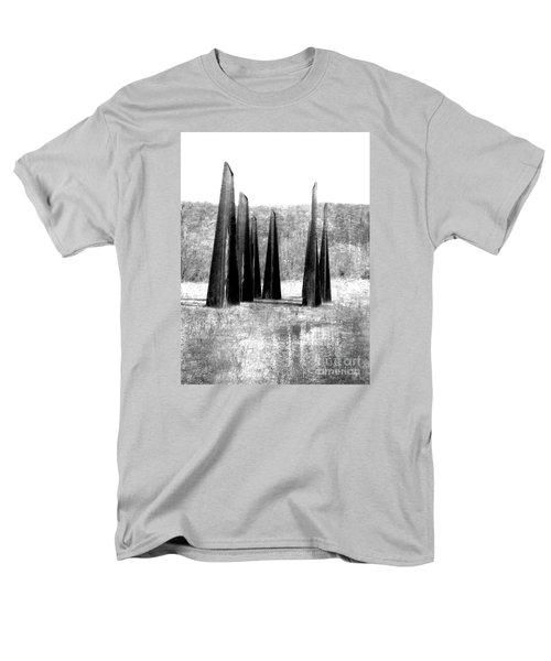 Designs Of The Future Men's T-Shirt  (Regular Fit) by Marcia Lee Jones