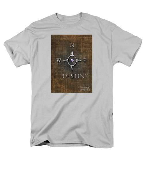 Destiny Men's T-Shirt  (Regular Fit) by Linda Prewer