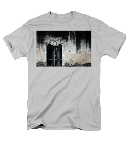 Men's T-Shirt  (Regular Fit) featuring the photograph Do Not Enter by Marco Oliveira