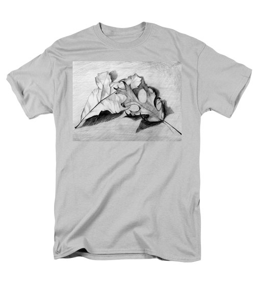 Don't Leaf Me Men's T-Shirt  (Regular Fit) by Jean Haynes