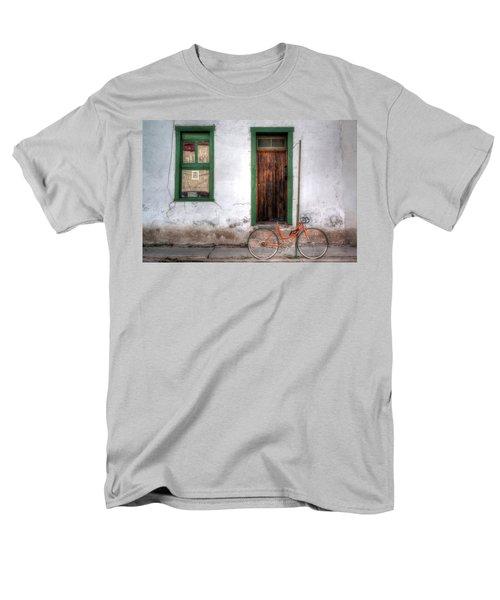 Men's T-Shirt  (Regular Fit) featuring the photograph Door 345 by Lynn Geoffroy
