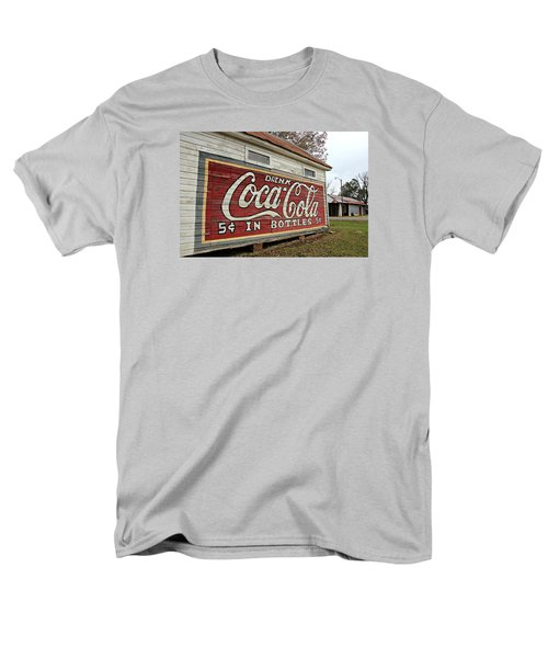 Drink Coca-cola Men's T-Shirt  (Regular Fit) by Lynn Jordan