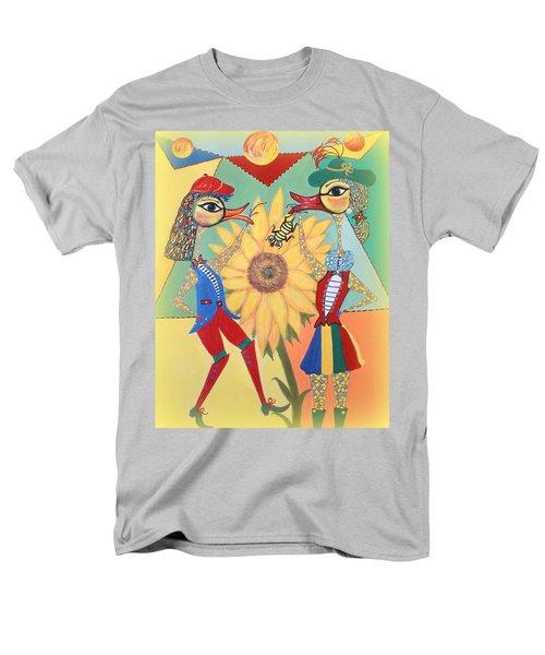 Duke Have A Honey-bee Men's T-Shirt  (Regular Fit) by Marie Schwarzer