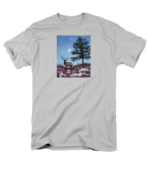 Early Morning Moon Men's T-Shirt  (Regular Fit)