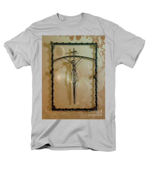 Men's T-Shirt  (Regular Fit) featuring the photograph Easter Remembrance II by Al Bourassa