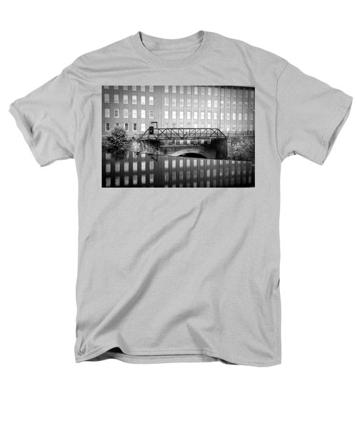 Echoes Of Mills Past Men's T-Shirt  (Regular Fit) by Greg Fortier