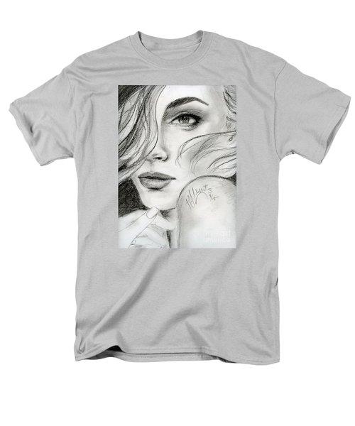 Edna Men's T-Shirt  (Regular Fit) by P J Lewis