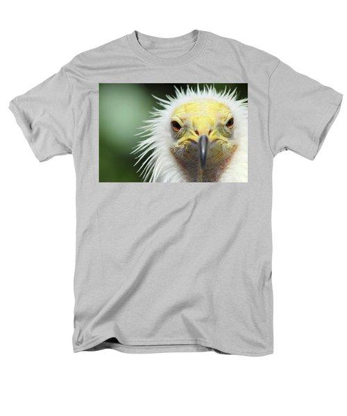 Egyptian Vulture Men's T-Shirt  (Regular Fit) by David Stasiak