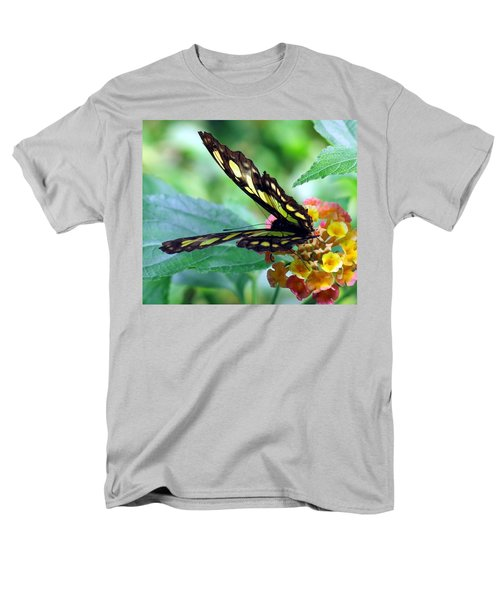 Elusive Butterfly Men's T-Shirt  (Regular Fit) by Betty Buller Whitehead