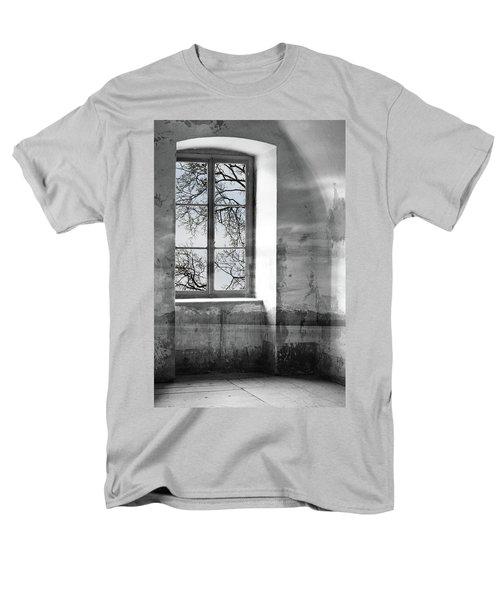 Men's T-Shirt  (Regular Fit) featuring the photograph Emptiness by Munir Alawi