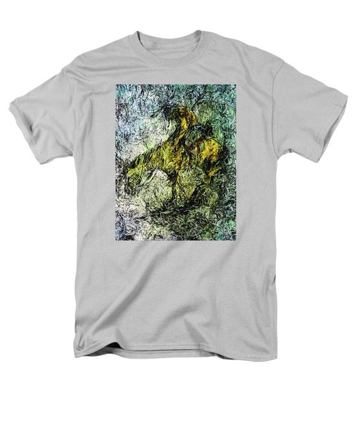 End Of The Trail 5 Men's T-Shirt  (Regular Fit) by Ayasha Loya