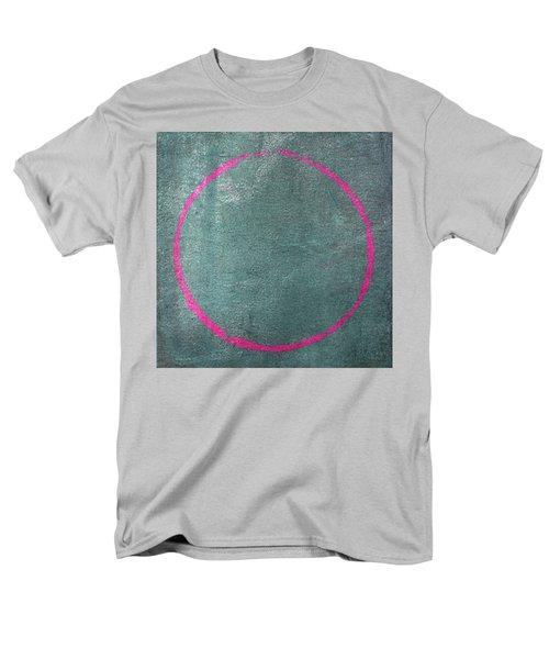 Men's T-Shirt  (Regular Fit) featuring the digital art Enso 2017-23 by Julie Niemela