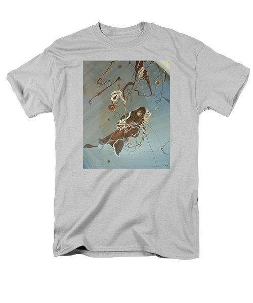 Eternal Fish Men's T-Shirt  (Regular Fit) by Gyula Julian Lovas