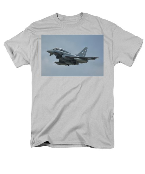 Men's T-Shirt  (Regular Fit) featuring the photograph Eurofighter Ef2000 by Tim Beach