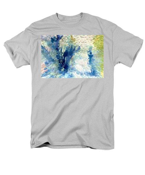 Extrude Men's T-Shirt  (Regular Fit) by Steve Karol