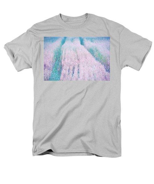 Men's T-Shirt  (Regular Fit) featuring the photograph Fall Field by Ari Salmela