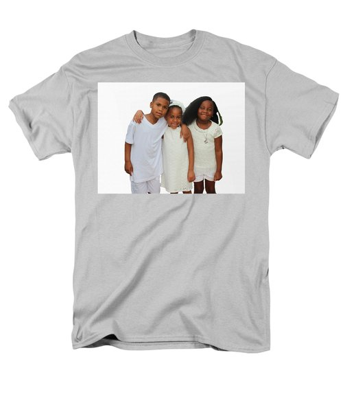 Family Love Men's T-Shirt  (Regular Fit) by Audrey Robillard