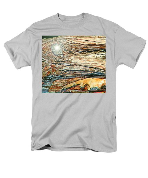 Men's T-Shirt  (Regular Fit) featuring the photograph Fantasy Island by Lenore Senior