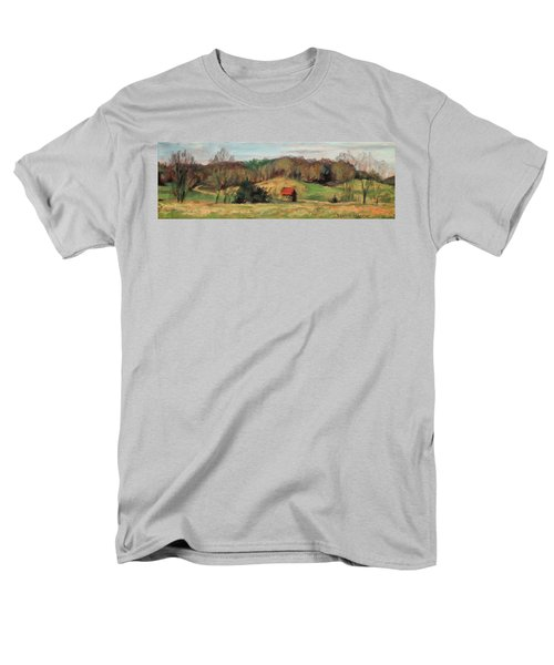 Farm Country Men's T-Shirt  (Regular Fit) by Bonnie Mason