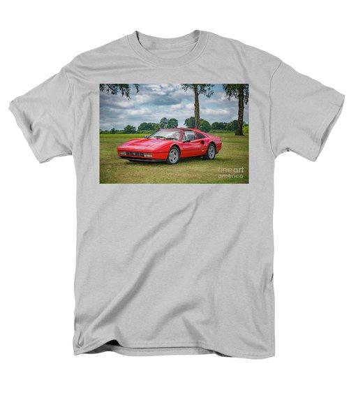 Men's T-Shirt  (Regular Fit) featuring the photograph Ferrari 328 Gts by Adrian Evans