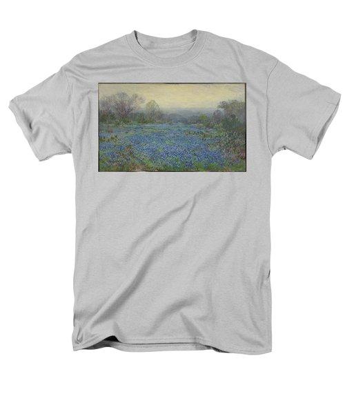 Field Of Bluebonnets Men's T-Shirt  (Regular Fit) by Julian Onderdonk